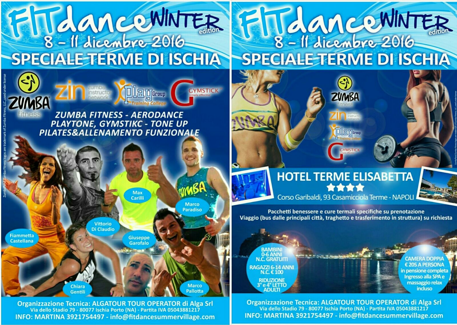 ISCHIA SpA Terme e dance - fitness