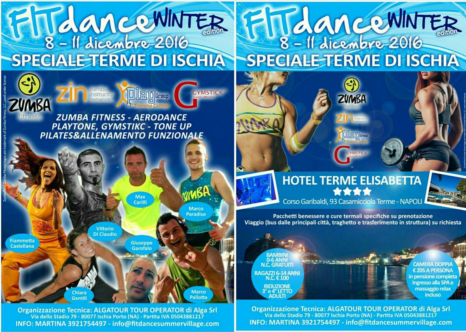 ISCHIA SpA Terme e dance - fitness