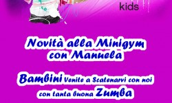 Open day Zumba Kids